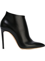 Casadei Stiletto Heel Boots Black