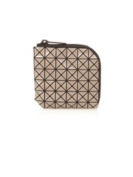 Issey Miyake Triangular Panels Zip Around Wallet