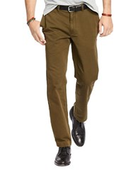 Polo Ralph Lauren Classic Fit Low Rise Chino Pants Dark Loden