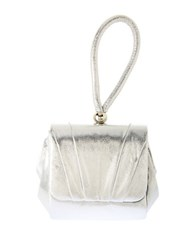 Natasha Top Handle Bag Silver