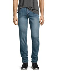 Cheap Monday Tight Slim Fit Denim Jeans Blue