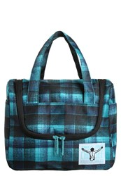 Chiemsee Toiletery Wash Bag Checky Chan Blue