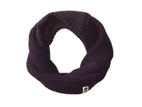 The North Face Purrl Stitch Gaiter Galaxy Purple Scarves Gray