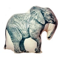 Areaware Elephant Mini Cushion