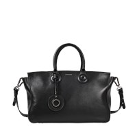 Carven Eyelet Double Carry Bag