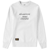 Wtaps Hellweek 02 Crew Sweat Grey