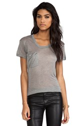 Kain Label Classic Tee Light Gray