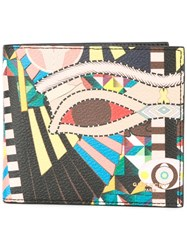 Givenchy Crazy Cleopatra Billfold Wallet