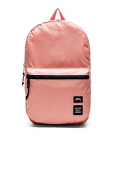 Stussy X Herschel Rip Stop Lawson Backpack Pink