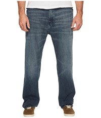 Nautica Big And Tall Big And Tall Relaxed Fit In Gulf Gulf Jeans Blue