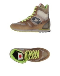 Lotto Leggenda High Tops And Trainers Khaki