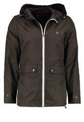 Merc Chester Summer Jacket Dark Khaki