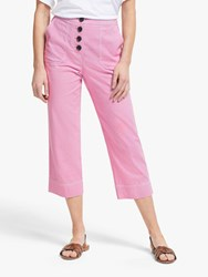 Boden Wadebridge Trousers Soft Lavender