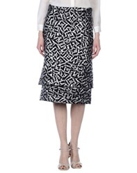 Dries Van Noten Skirts 3 4 Length Skirts Women Black