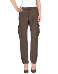 Denny Rose Trousers Casual Trousers Women Cocoa