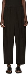 Damir Doma Black Pusilla Lounge Pants
