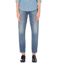 Citizens Of Humanity Emerson Slim Fit Boyfriend Low Rise Jeans Fade Out
