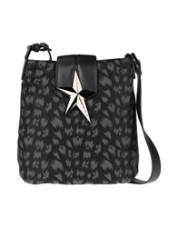 Thierry Mugler Medium Fabric Bags Black
