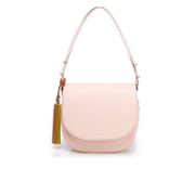 Paul Smith Ps By Women's Ps Leather Saddle Bag Blush