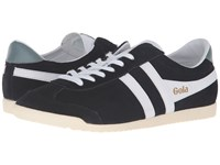 Gola Bullet Suede Black White Men's Shoes