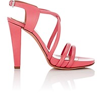 Philosophy Di Lorenzo Serafini Women's Crisscross Strap Sandals Peach