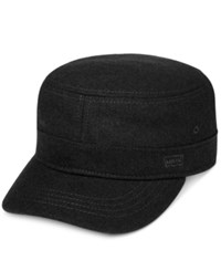 Levi's Men's Melton Cadet Hat Black