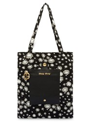 Miu Miu Faille Bag Black