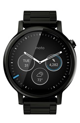 Motorola 'Moto 360 2Nd Gen' Bracelet Smart Watch 46Mm Black