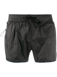 Rrd Elasticated Swim Shorts Grey
