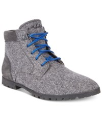 Woolrich Men's Beebe Boots Men's Shoes Grey