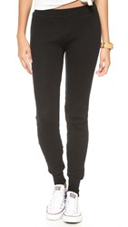 Plush Thermal Leggings Black