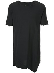 First Aid To The Injured Rhomboid T Shirt Black
