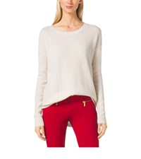 Michael Michael Kors Merino Wool And Cashmere Sweater