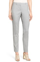 Women's Boss 'Tiluni' Slim Wool Suit Trousers
