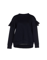 Douuod Sweatshirts Dark Blue