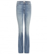 Mother The Insider Bootcut Jeans Blue