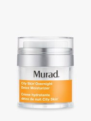 Murad City Skin Overnight Detox Moisturiser 50Ml