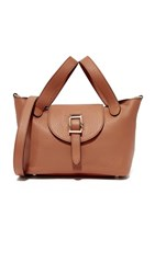 Meli Melo Thela Mini Satchel Tan