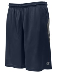 Champion Men's X Temp Vapor Training Shorts Navy