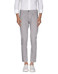 Entre Amis Men Trousers Casual Trousers Men Grey