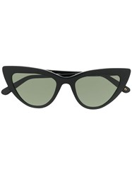 L.G.R Orchid Sunglasses Black
