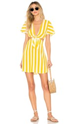 Beach Riot X Revolve Charlotte Dress Yellow