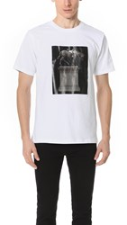 Public School Kissen T Shirt With Monument Print