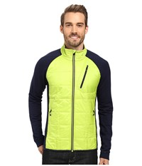 Smartwool Corbet 120 Jacket Green Men's Coat