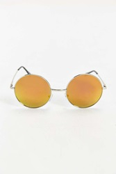 Urban Outfitters Round Mirror Sunglasses