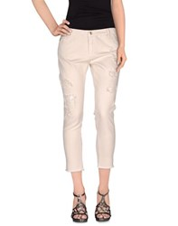 Ermanno Scervino Denim Denim Capris Women