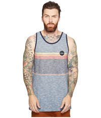 Rip Curl All Time Tank Top Navy Men's Sleeveless