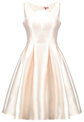 Chi Chi London Carmen Cocktail Dress Party Dress Pale Pink