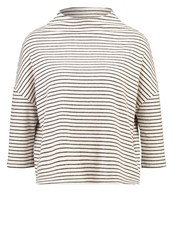 New Look Long Sleeved Top Oatmeal Light Brown