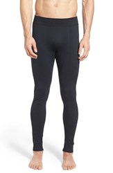 Craft Men's 'Active Comfort' Base Layer Training Pants Black Solid